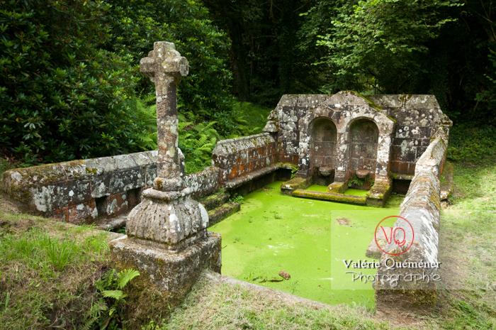 Fontaine en Bretagne