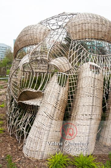Jardin des Géants à Lille