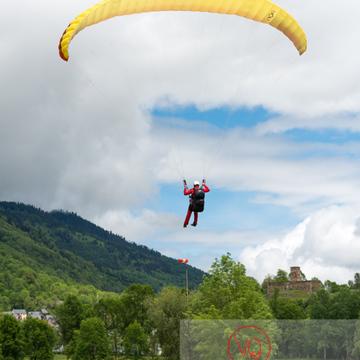 Parapente à Loudenvielle / Hautes-Pyrénées / Occitanie - Réf : VQ-PARA-0492 (Q3)