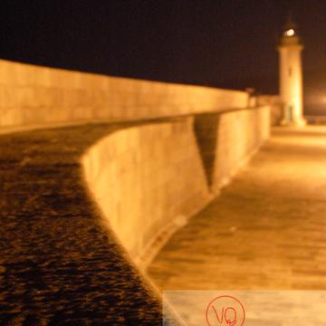 Port de Binic de nuit / Côtes d'Armor / Bretagne - Réf : VQFR22-0186 (Q1)