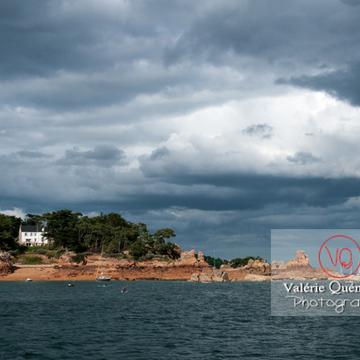 Île de Bréhat / Côtes d'Armor / Bretagne - Réf : VQFR22-0429 (Q2)