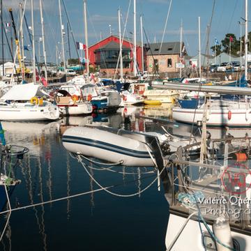 Port de Paimpol / Côtes d'Armor / Bretagne - Réf : VQFR22-0934 (Q2)