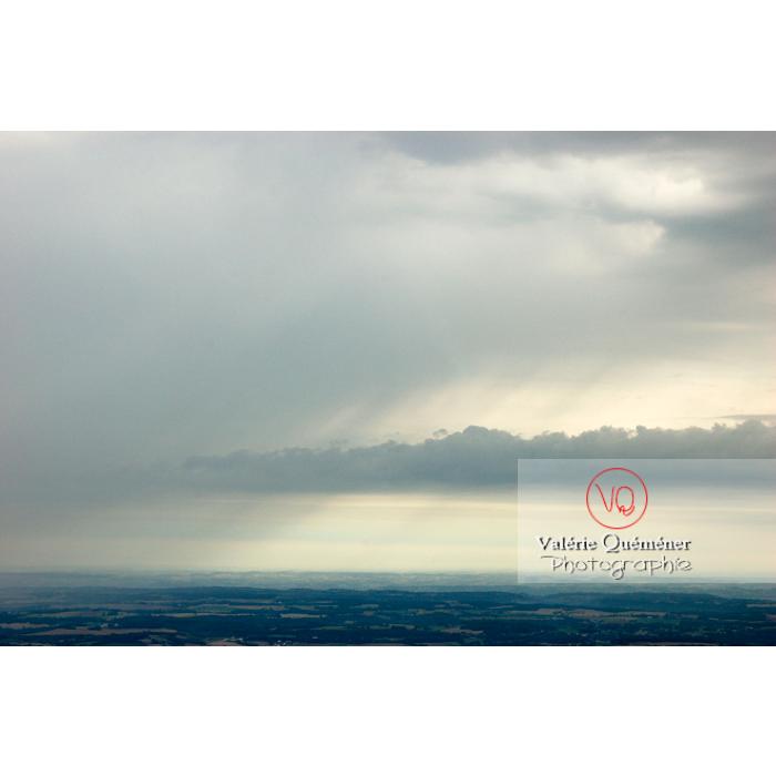 Ciel de pluie - Réf : VQ_CIEL-079 (Q1)