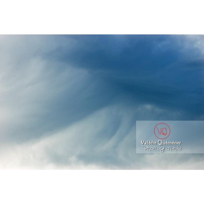 Ciel de pluie - Réf : VQ_CIEL-092 (Q1)