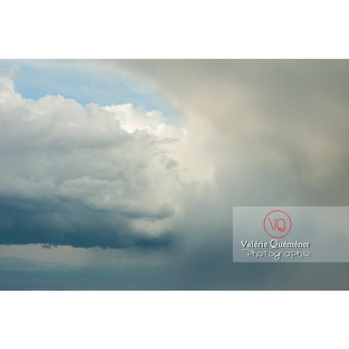 Ciel de pluie - Réf : VQ_CIEL-135 (Q1)
