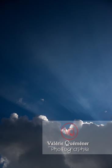 Rayons crépusculaires - VQ-CIEL-1516