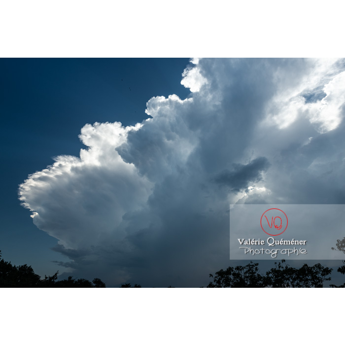 Arrivée du cumulonimbus - Réf : VQ-CIEL-2012 (Q3)