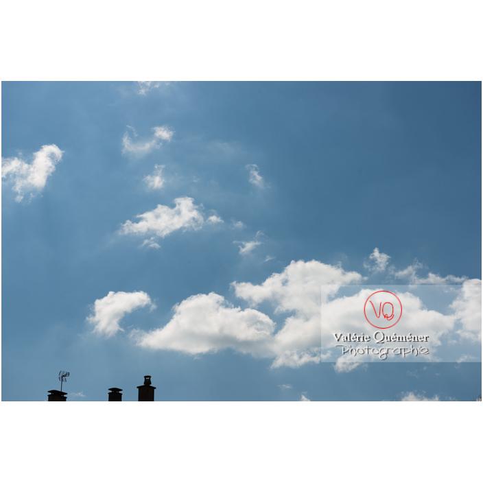 Cumulus fractus - Réf : VQ-CIEL-2090 (Q3)