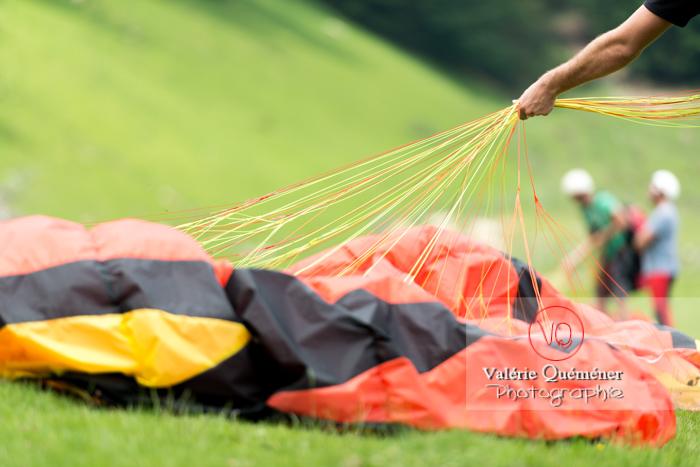 Pente école de parapente dans les Hautes-Pyrénées / Occitanie - Réf : VQ-PARA-0035 (Q3)