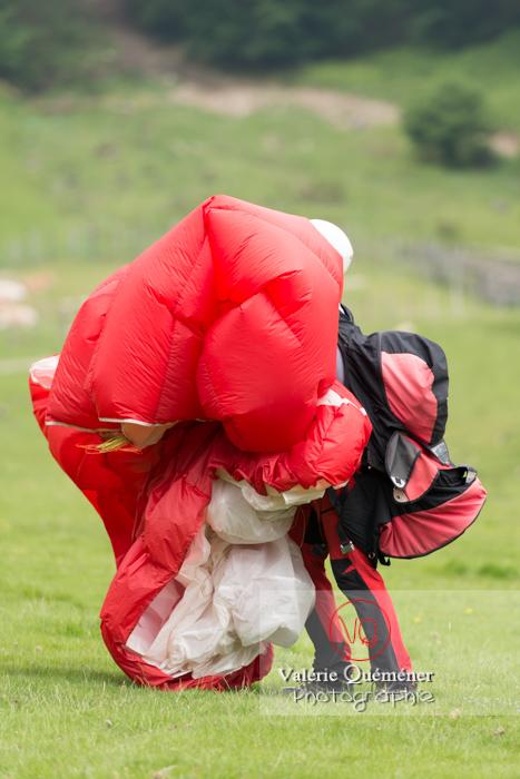 Pente école de parapente dans les Hautes-Pyrénées / Occitanie - Réf : VQ-PARA-0054 (Q3)