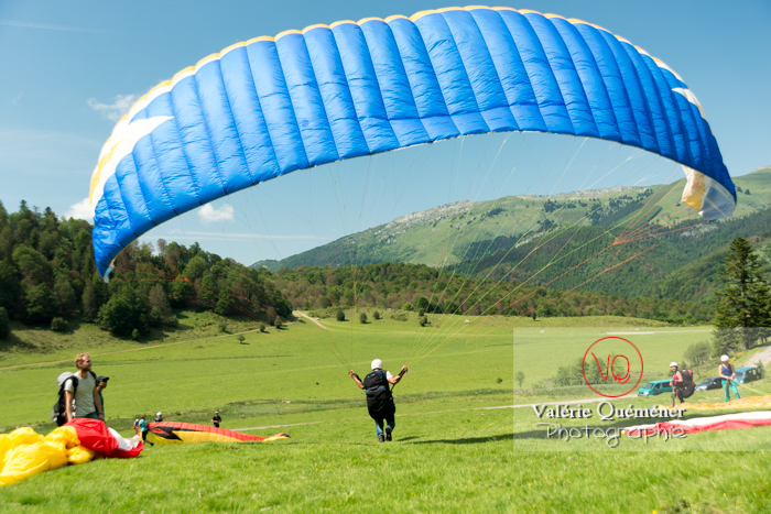 Pente école de parapente dans les Hautes-Pyrénées / Occitanie - Réf : VQ-PARA-0077 (Q3)