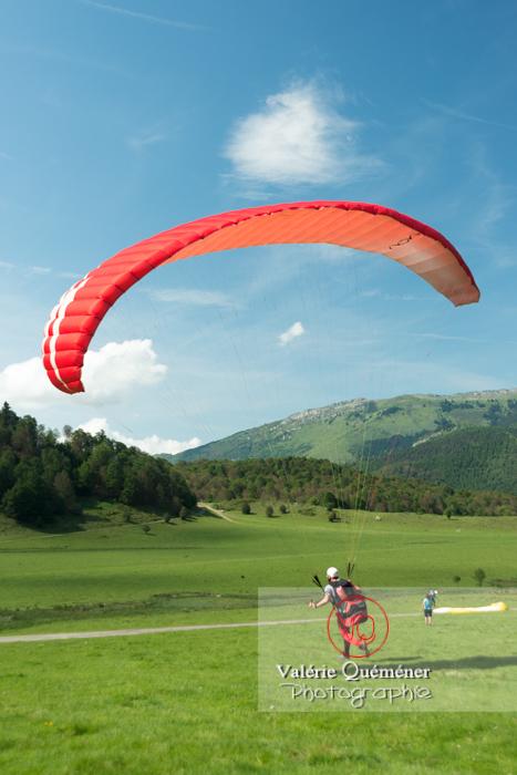 Pente école de parapente dans les Hautes-Pyrénées / Occitanie - Réf : VQ-PARA-0098 (Q3)