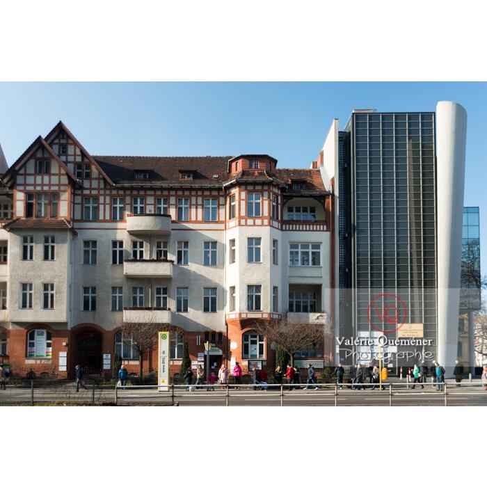 Mélange de style d'architecture, Berlin / Allemagne - Réf : VQALL_BL-0017 (Q3)