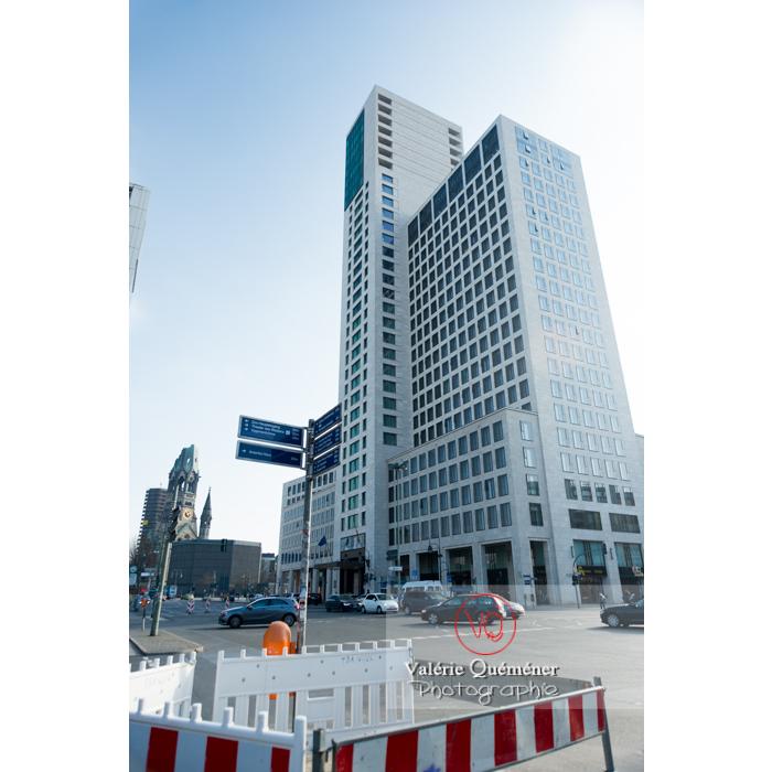 Hardenbergplatz, Berlin / Allemagne - Réf : VQALL_BL-0019 (Q3)
