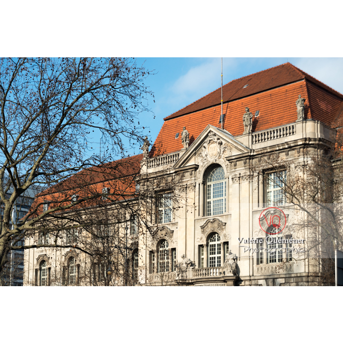 Ancien bâtiment, Berlin / Allemagne - Réf : VQALL_BL-0023 (Q3)