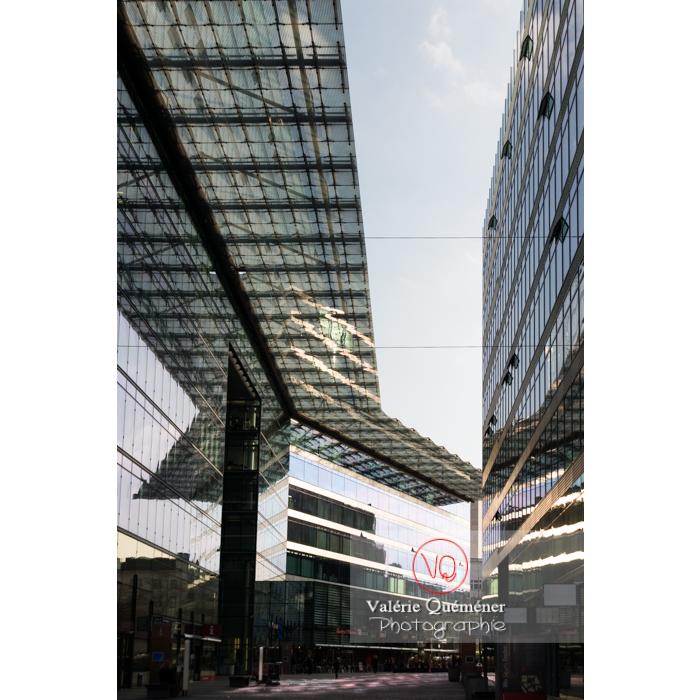 Immeubles en verre, Berlin / Allemagne - Réf : VQALL_BL-0031 (Q3)