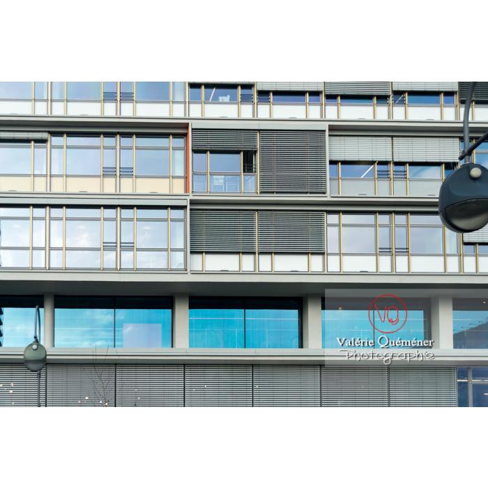 Façade d'immeuble, Berlin / Allemagne - Réf : VQALL_BL-0038 (Q3)