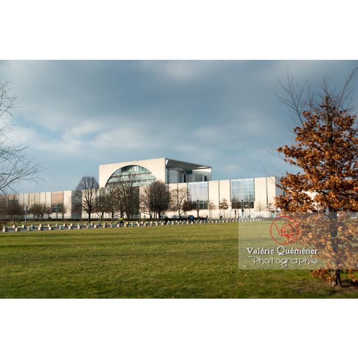 Chancellerie fédérale 'Bundeskanzleramt' Berlin / Allemagne - Réf : VQALL_BL-0040 (Q3)