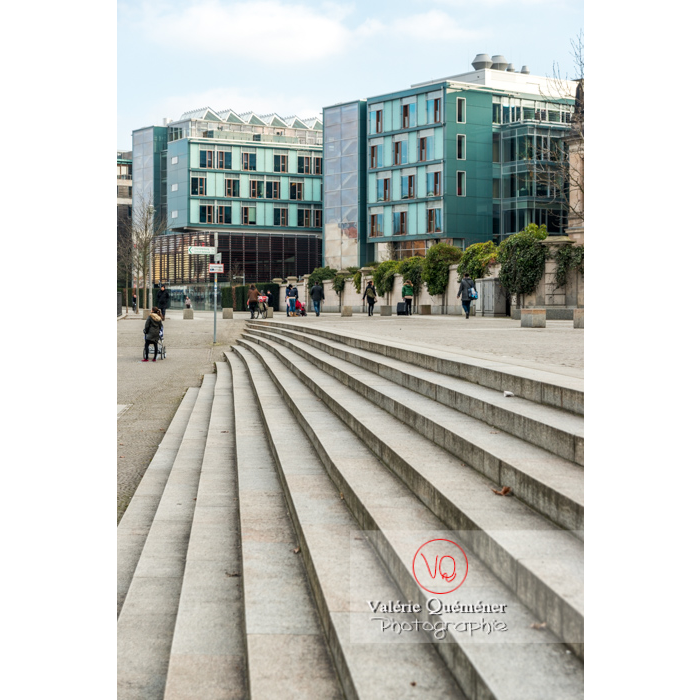 Quartier Band des Bundes, Berlin / Allemagne - Réf : VQALL_BL-0047 (Q3)