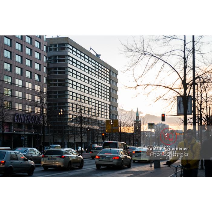 Immeubles Potsdamer Straße , Berlin / Allemagne - Réf : VQALL_BL-0102 (Q3)
