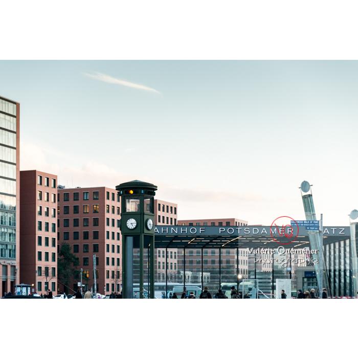 Potsdamer Platz, Berlin / Allemagne - Réf : VQALL_BL-0105 (Q3)