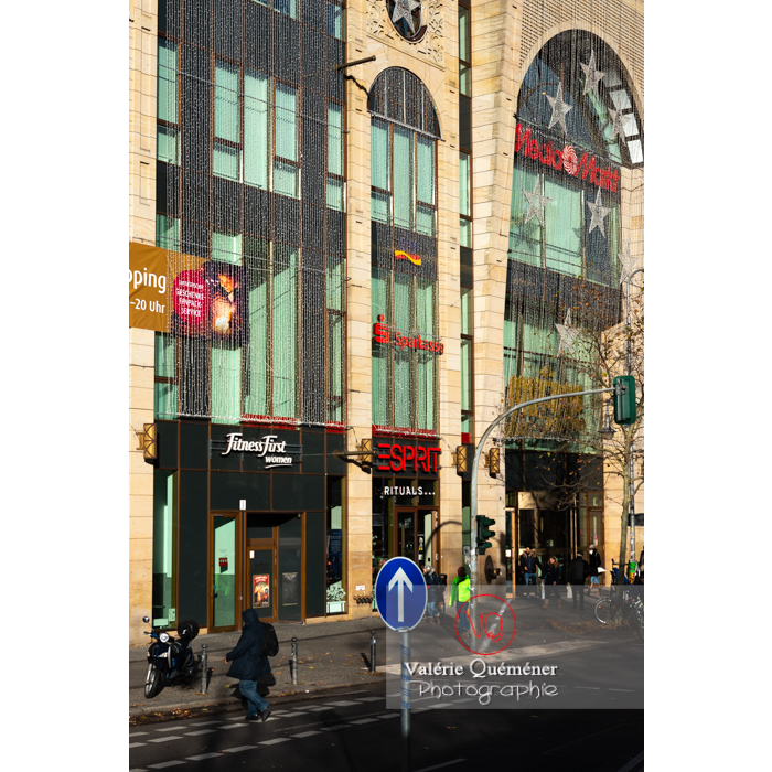 Galerie commerciale, Berlin / Allemagne - Réf : VQALL_BL-0166 (Q3)