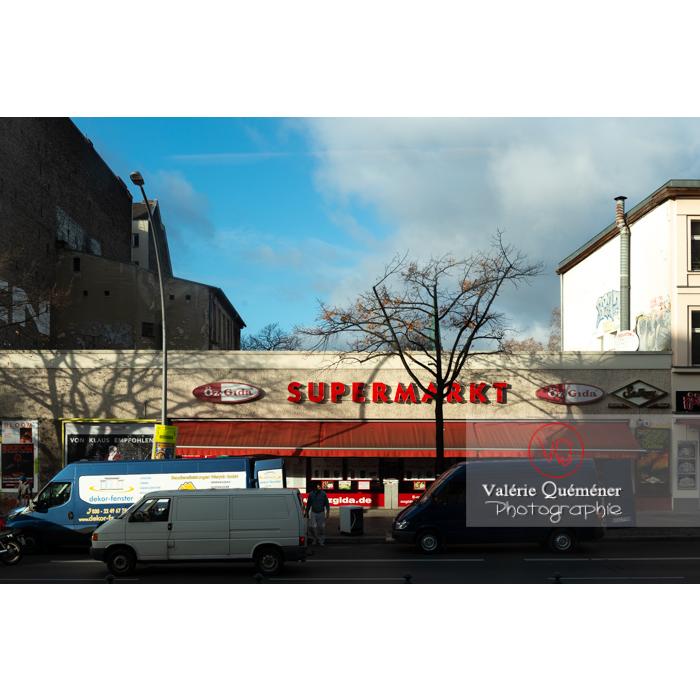 Supermaket, Berlin / Allemagne - Réf : VQALL_BL-0173 (Q3)