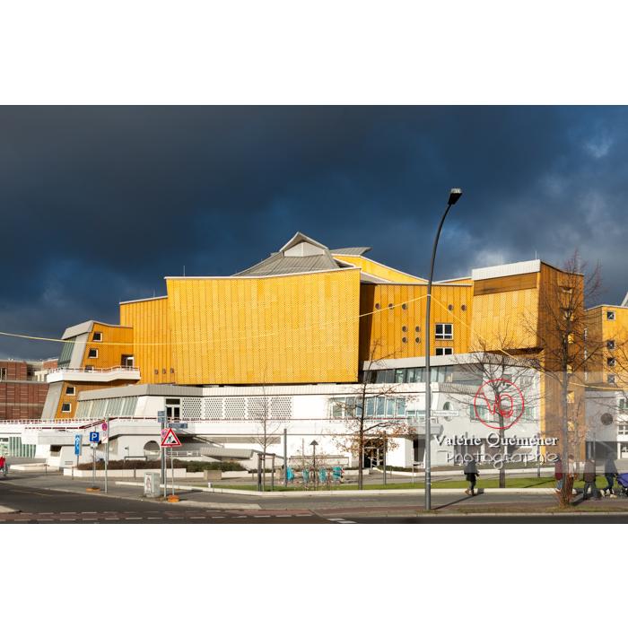 Bâtiment du Philharmonie, Potsdamer Straße, Berlin / Allemagne - Réf : VQALL_BL-0181 (Q3)