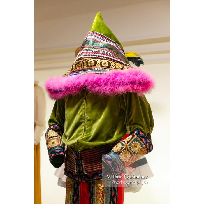Costume pour la trilogie de La route de la soie de Daniel Larrieu - Réf : VQFR03-0359 (Q3)