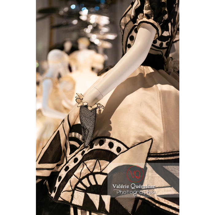 Costumes de Gianni Versace pour Élégie d'Elle, L., Aile, de Maurice Béjart, Opéra Royal Londres, 2012 - Réf : VQFR03-0395 (Q3)