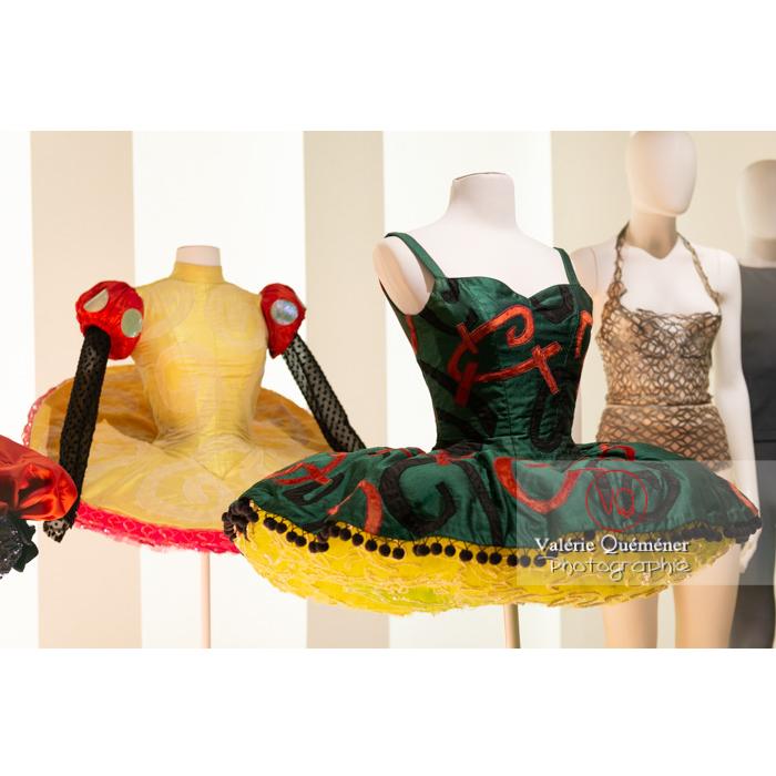 Costumes Christian Lacroix pour Karole Armitage - Réf : VQFR03-0404 (Q3)
