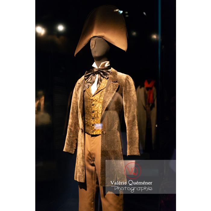 Collection permanente de Noureev au Centre National du Costume de Scène à Moulins - Réf : VQFR03-0412 (Q3)