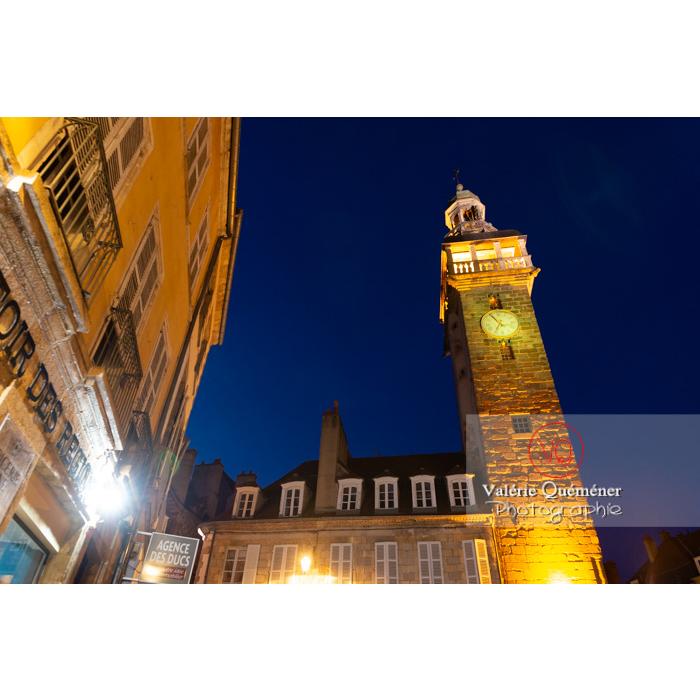La tour du Jacquemart à Moulins / Allier / Auvergne-Rhône-Alpes - Réf : VQFR03-0447 (Q3)