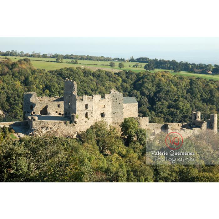 Château de Saissac en Pays Cathare / Aude / Occitanie - Réf : VQFR11-0076 (Q1)