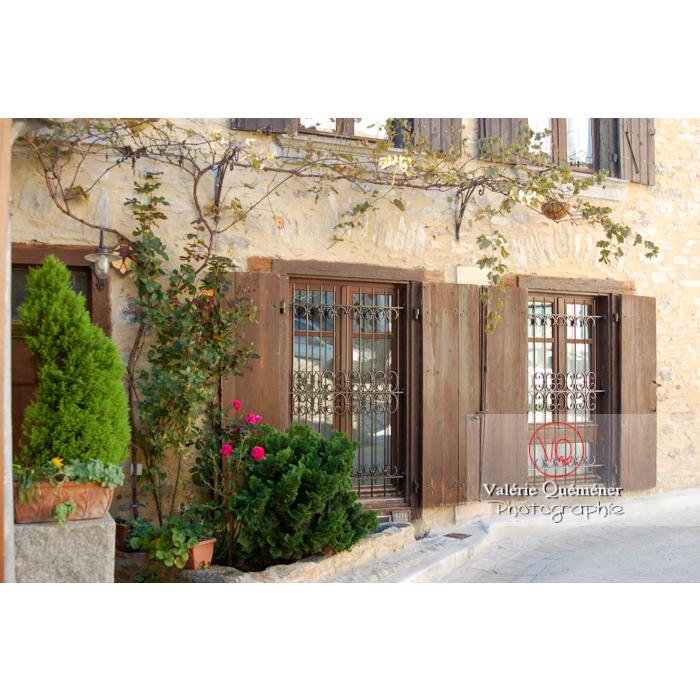 Maison du village de Saissac en Pays Cathare / Aude / Occitanie - Réf : VQFR11-0080 (Q1)