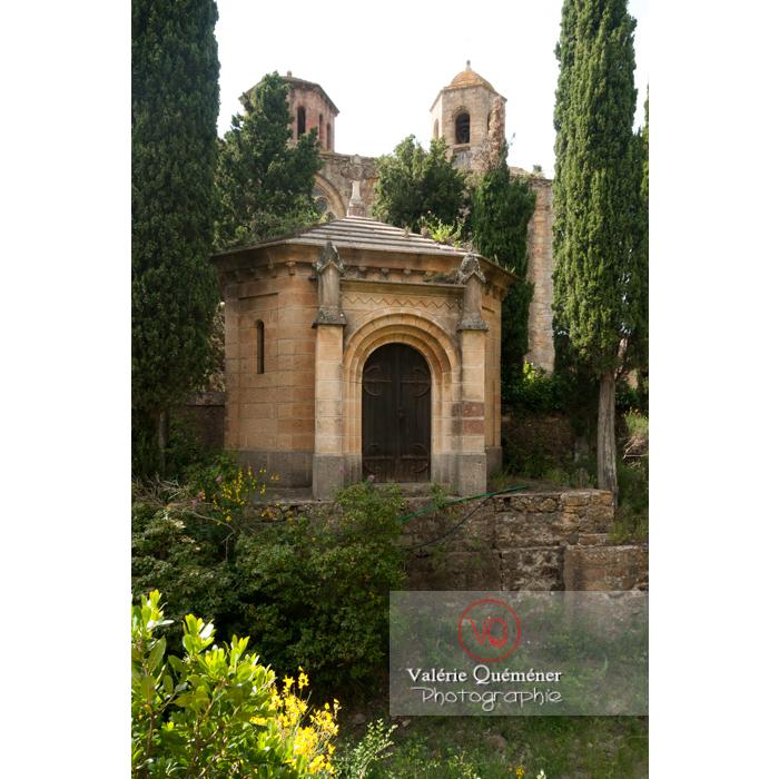 Abbaye de Fontfroide (MH) / Aude / Occitanie - Réf : VQFR11-0179 (Q2)