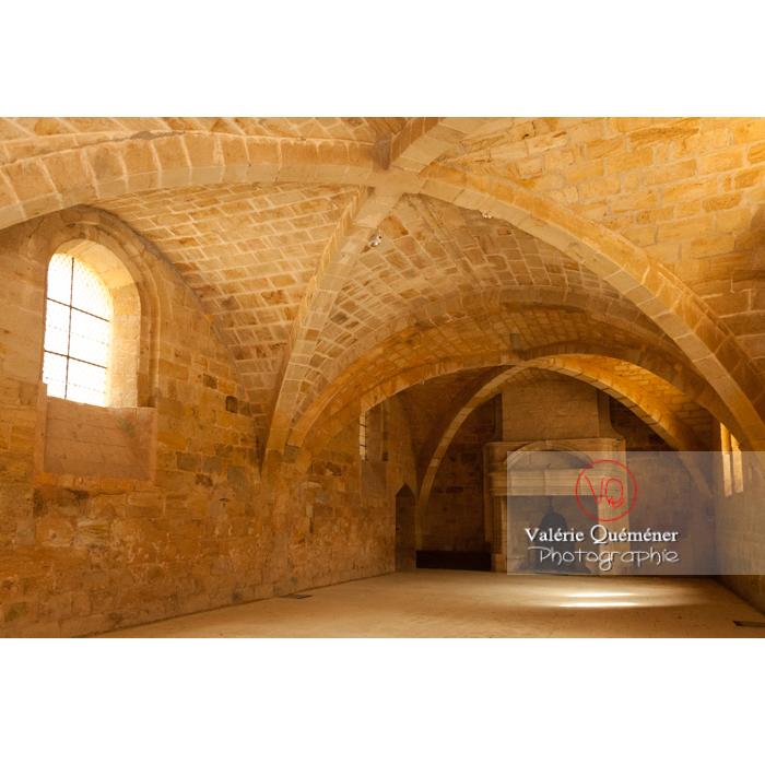 Salle de l'Abbaye de Fonfroide (MH) / Aude / Occitanie - Réf : VQFR11-0183 (Q2)