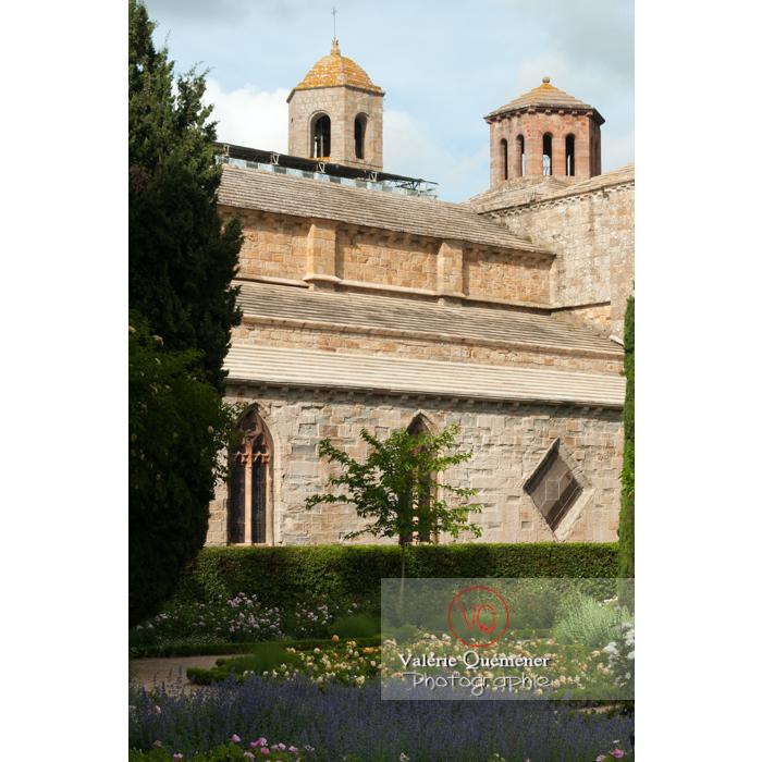 Abbaye de Fonfroide (MH) / Aude / Occitanie - Réf : VQFR11-0202 (Q2)