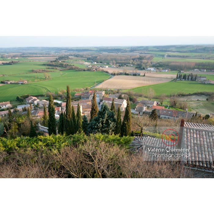 Village de Montferrand / Aude / Occitanie - Réf : VQFR11-0313 (Q2)