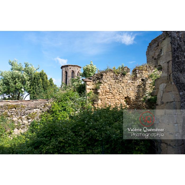Village proche du lac de la Ganguise / Aude / Occitanie - Réf : VQFR11-0319 (Q3)
