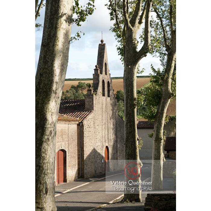 Village de Belflou / Aude / Occitanie - Réf : VQFR11-0343 (Q3)