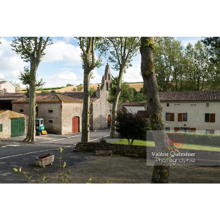 Village de Belflou / Aude / Occitanie - Réf : VQFR11-0347 (Q3)