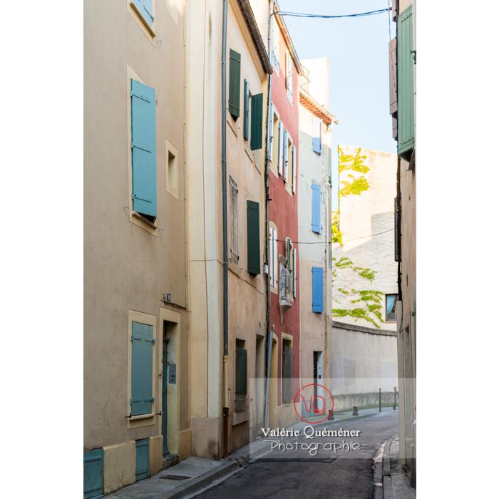 Habitations colorées à Narbonne - Réf : VQFR11-0425 (Q3)