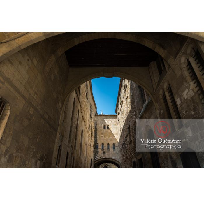 Palais des archevêques, à Narbonne - Réf : VQFR11-0432 (Q3)