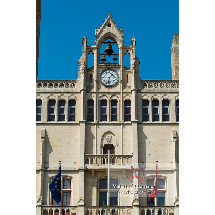 Hôtel de ville de Narbonne - Réf : VQFR11-0434 (Q3)