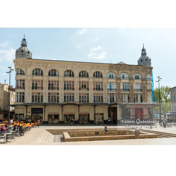 Bâtiment les Dames de France, à Narbonne - Réf : VQFR11-0437 (Q3)