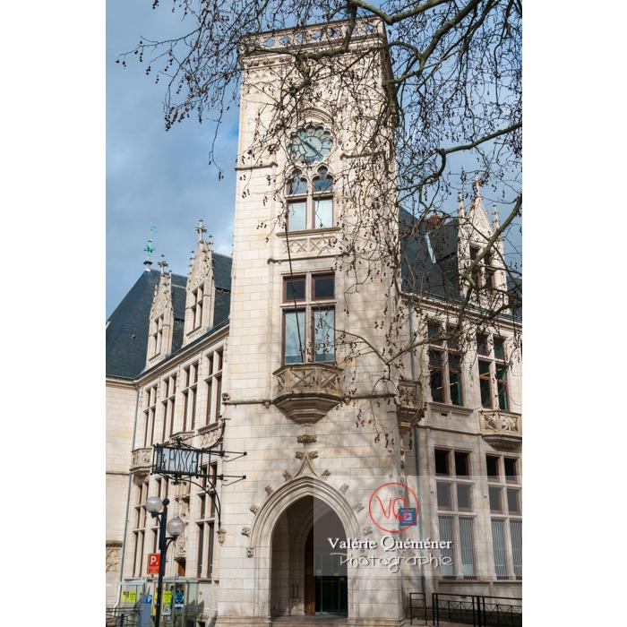Hôtel des Postes de Bourges / Cher / Centre Val-de-Loire - Réf : VQFR18-0014 (Q2)