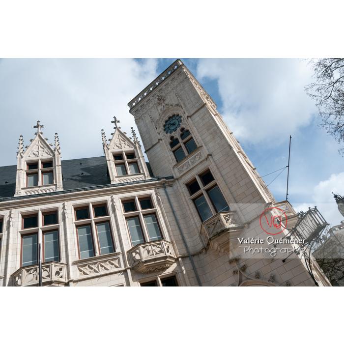 Hôtel des Postes de Bourges / Cher - Réf : VQFR18-0017 (Q2)
