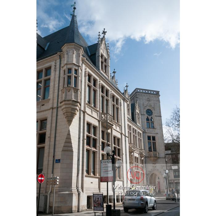 Hôtel des Postes de Bourges / Cher - Réf : VQFR18-0018 (Q2)