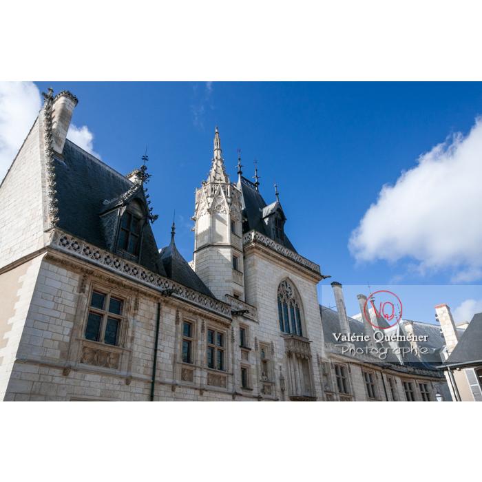 Palais Jacques-Cœur à Bourges / Cher - Réf : VQFR18-0019 (Q2)